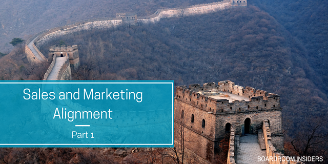 How To Achieve Better Marketing and Sales Alignment Step1