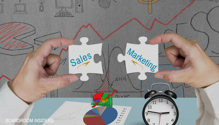 Sales trends emphasize account growth